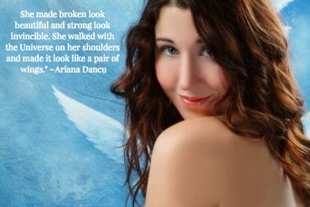 Ariana Dancu Poem with image