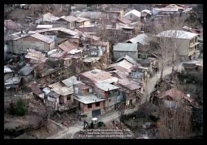 Tbilisi Slum near Kipshedse Tbilisi, Republic of Georgia