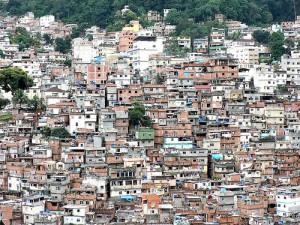 Slums of Rio de Janeiro