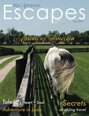 Hip Compass Escapes 2009 Fall Issue is HERE!