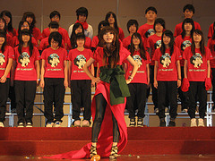 Christmas in Taiwan with Nan Kan Senior High School