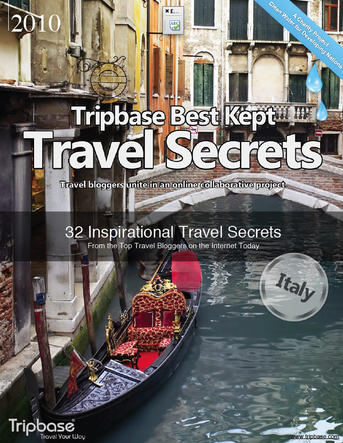 Tripbase Travel E-Book