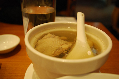 Taiwanese Chicken Soup by avixyz on Flickr