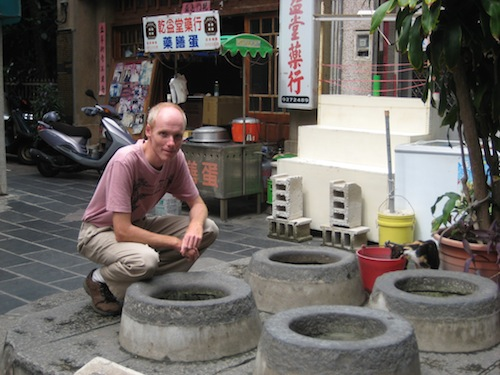 MSW Interviews: Taiwan Travel Writer Steven Crook