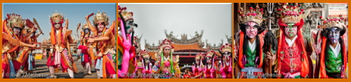 folk religion in Taiwan