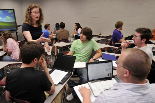 """ESL Classroom"" Photo by UCentralArkansas on Flickr"