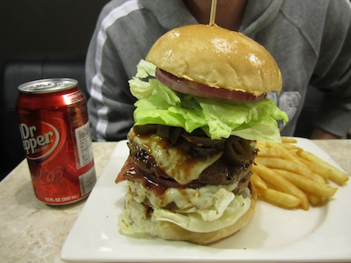 Bravo Burger - Jumbo Burger