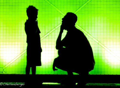 Photo Essay: Shadow Play at Hong Kong's Space Museum