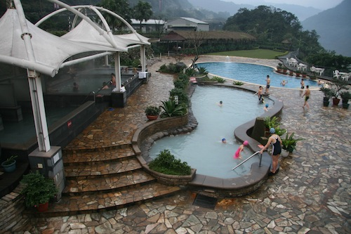 Calla Hot Springs, Yangmingshan