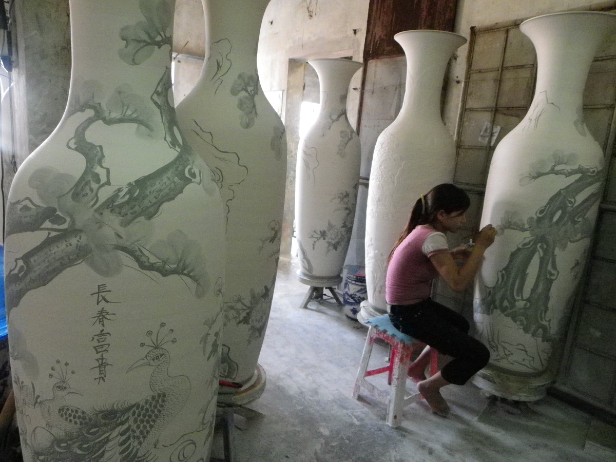 Vietnam's Art Villages: Bat Trang Ceramics