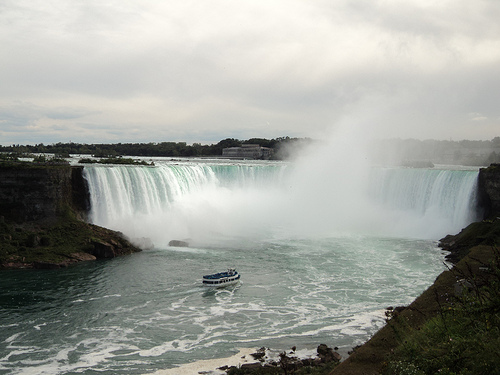 Niagara Falls Flickr Photo by jas-gd