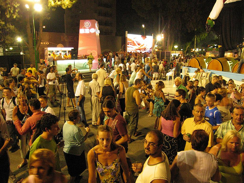 Limassol Wine Festival by Ivan C on Flickr