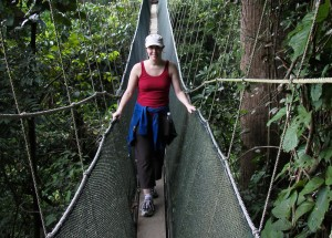 Poring Hot Spring and Nature Reserve - Tree Canopy Walk