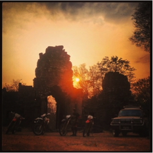 Cambodia by Motorcycle