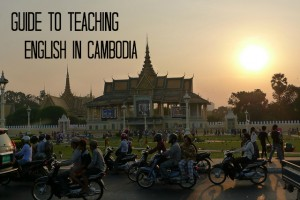 Teach in Phnom Penh