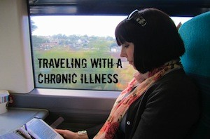 Carrie Kellenberger - Living Abroad with Chronic Ilness