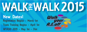 Walk Your A.S. Off 2015