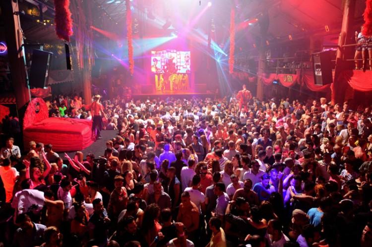 La Troya Opening - Amnesia Ibiza