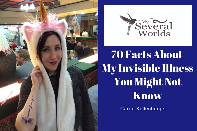 Carrie Kellenberger Invisible Illness
