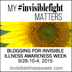 Carrie Kellenberger - Fighting for Awareness for Invisible Illnesses