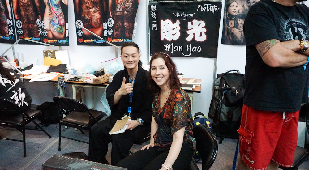 The 7th Annual Kaohsiung Tattoo Convention