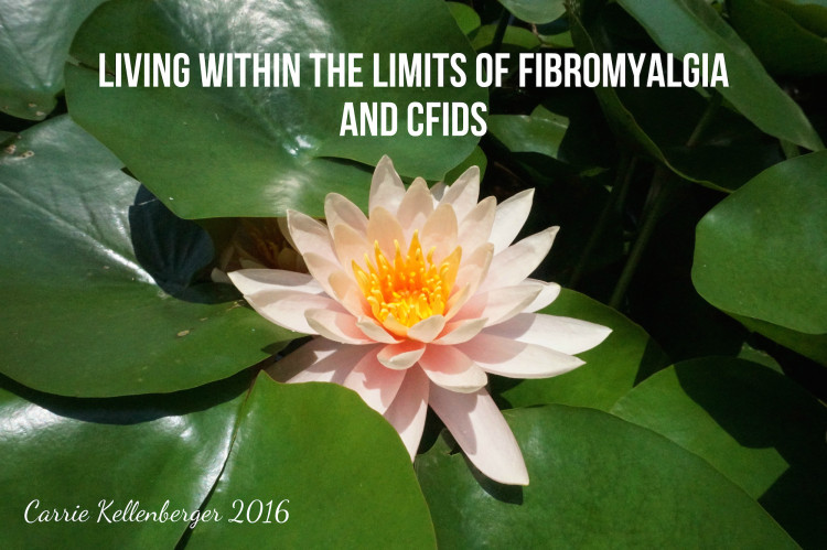 Living Within The Limits of Fibromyalgia