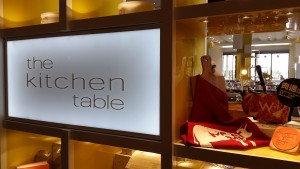 The best restaurants in taipei my several worlds for Kitchen table taipei