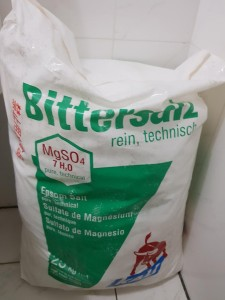 50 pound bag of Magnesium Chloride Flakes