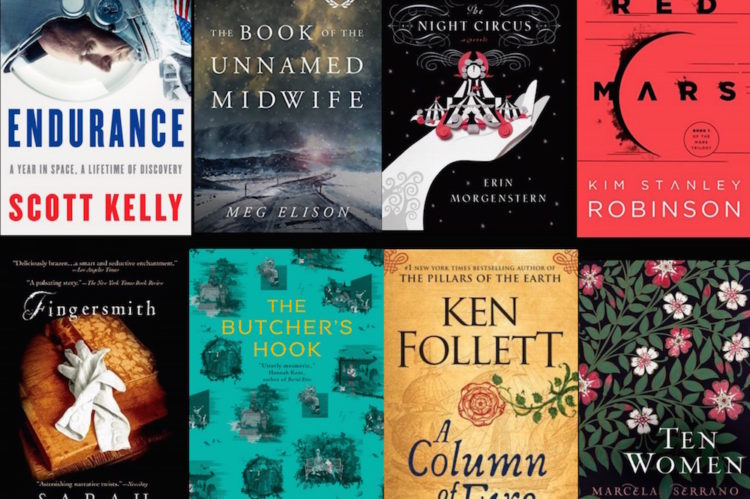Carrie Kellenberger's Best Books of 2018