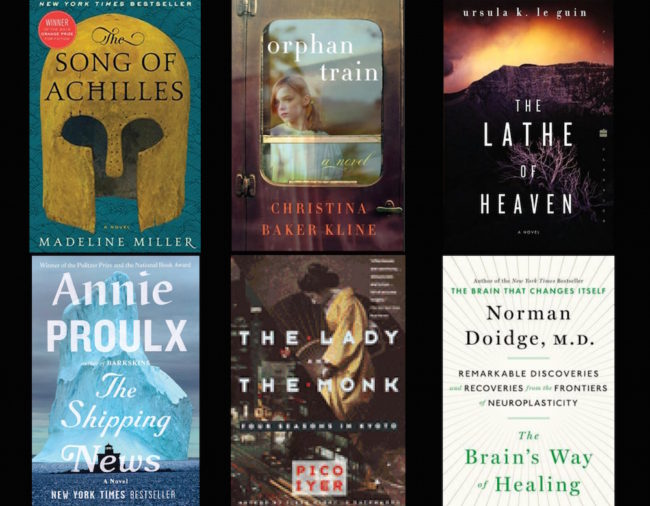 Carrie Kellenberger's favorite books of 2018