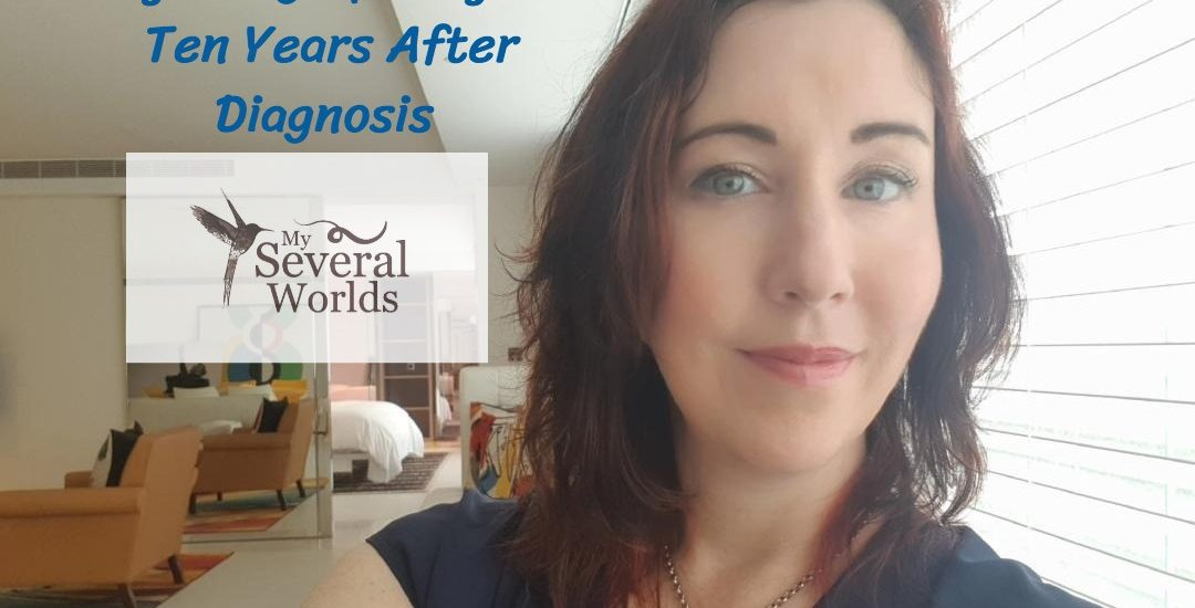 Ankylosing Spondylitis Ten Years After Diagnosis