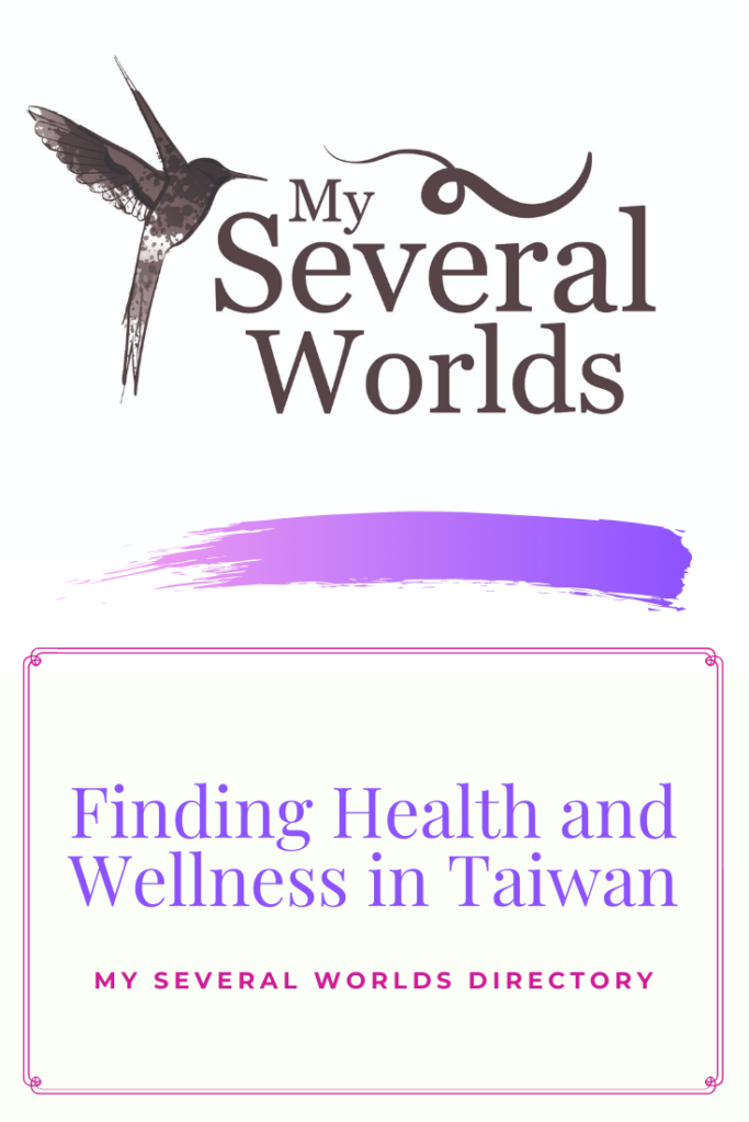 Health Directory for Taiwan - My Several Worlds