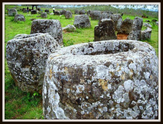 Plain of Jars UNESCO World Heritage Site