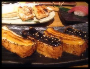 Japanese Deep-Fried Tofu