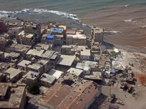 Beirut Slum