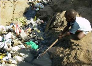 Kibera Slum, Africa