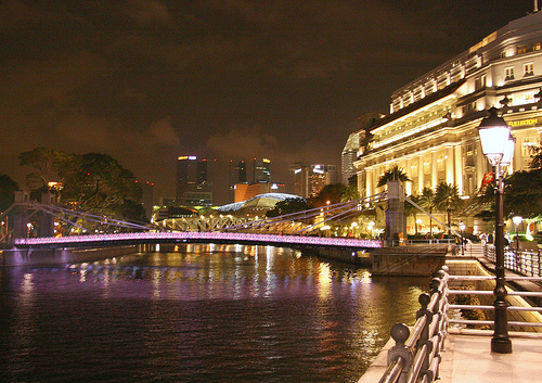 Singapore Hotels - The Fullerton