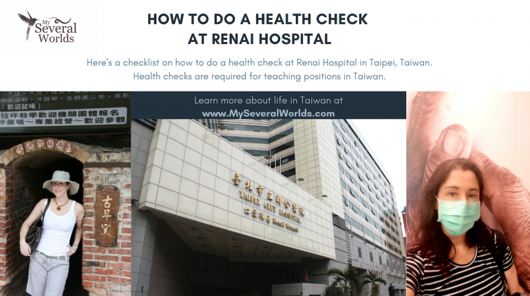 Health Checks in Taiwan