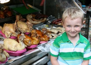 Taiwanese Meat Market