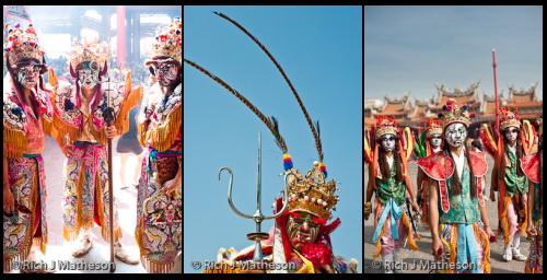 folk religion in Taiwan