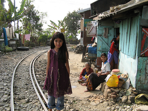 Darjeeling Railway (Photo by Josh Aggars)