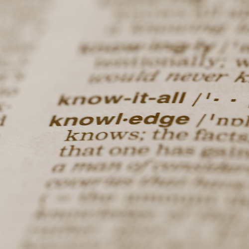 Knowledge Flickr Photo by Wiertz Sebastien