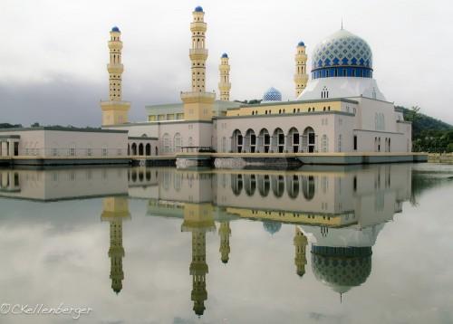 Kota Kinabalu City Mosque-1235