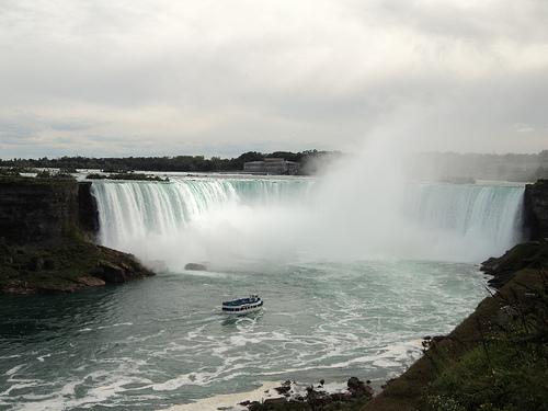 Niagara Falls Flickr Photo by jas-gd