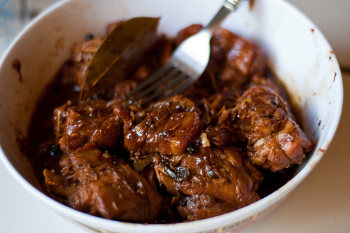 Pork Adobo by Hermitsmoores on Flickr