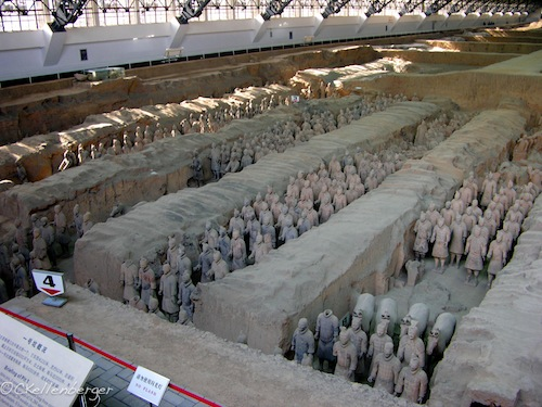 Terracotta Warriors - Image Source