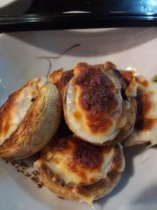 Mentiko Mushrooms at Tamin's Place