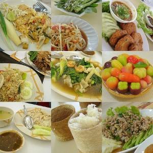 Thai Food by Ya-Yin