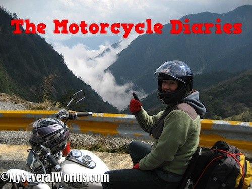 Taiwan by Motorcycle
