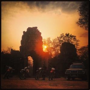 Cambodia Motorcycle Tours